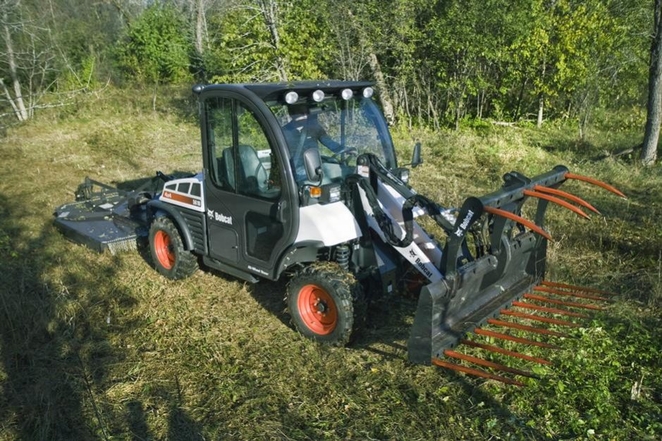 Bobcat Toolcat 5610 full