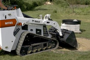 Bobcat MT85 Mini Track Loader