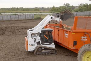 Bobcat T590 Compact Track Loader (Roller Suspension Option)