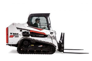 Bobcat T550 Compact Track Loader (Roller Suspension Option)