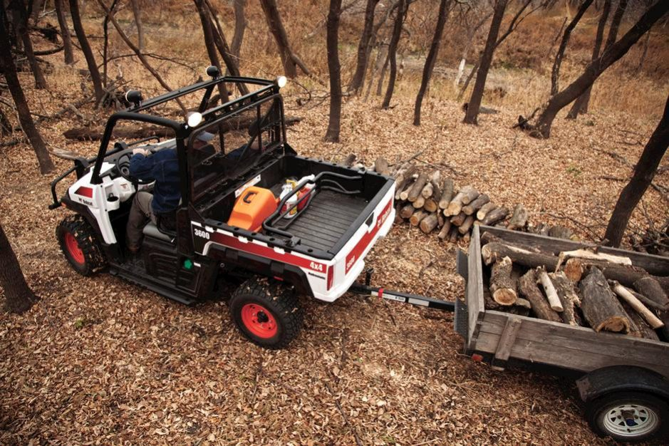 Bobcat 3600 Utility Vehicle full
