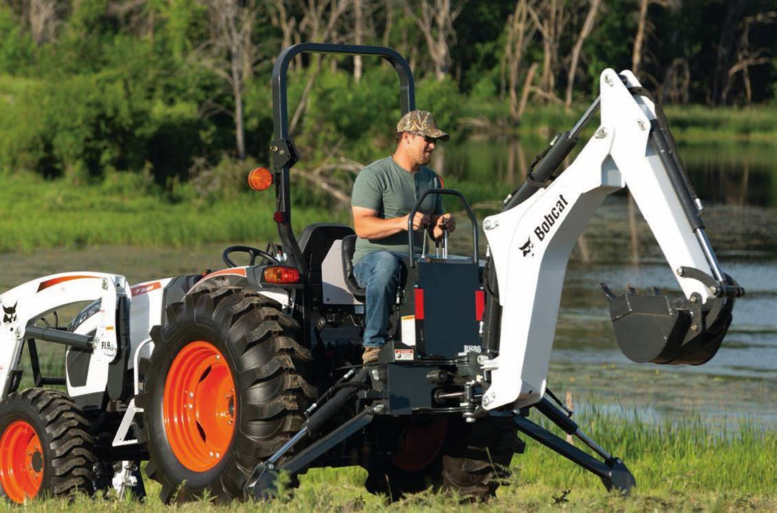 Bobcat CT4050 Compact Tractor full