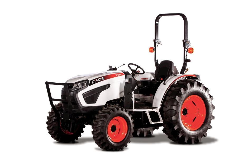 New Bobcat CT4045 Compact Tractor