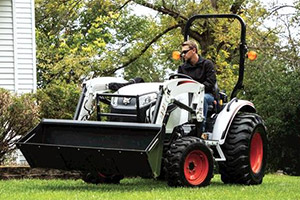Bobcat Tractor Packages