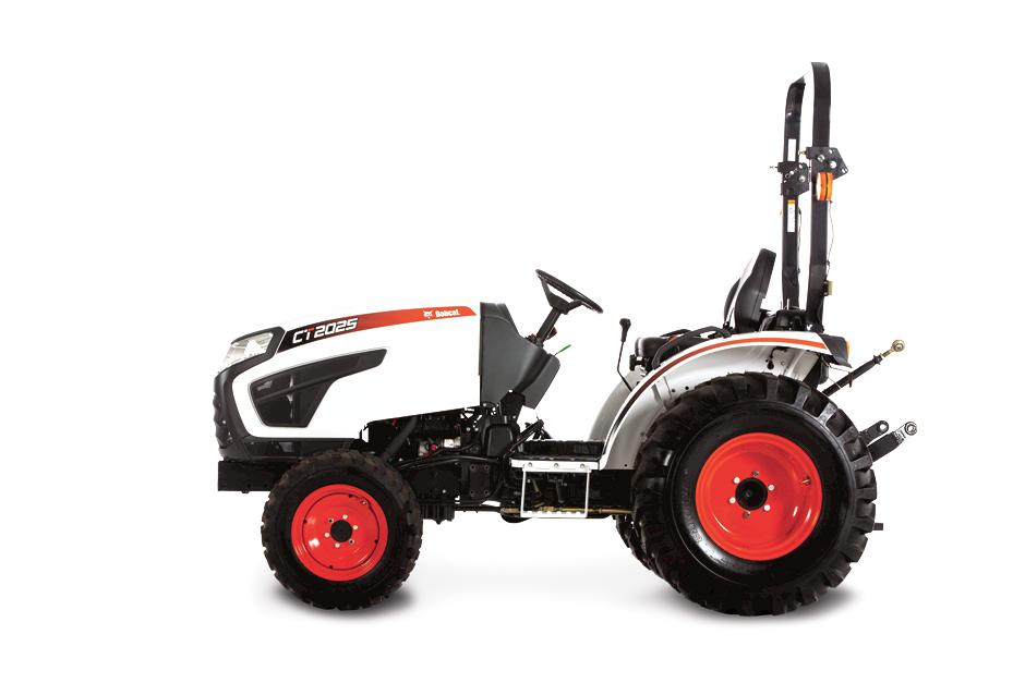 Bobcat CT2025 Compact Tractor full