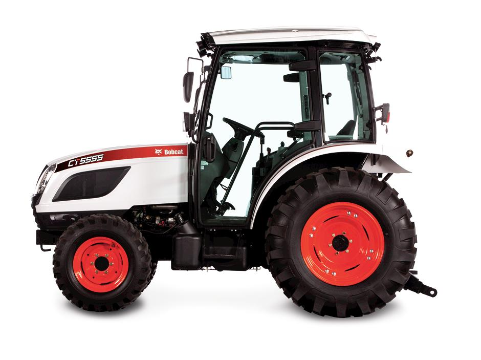 Bobcat CT5555 Compact Tractor full